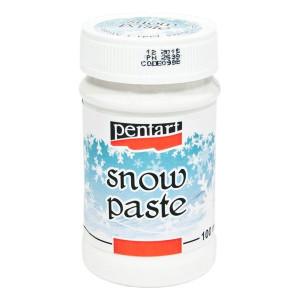 Pasta imitująca śnieg 100 ml PENTART Snow Paste