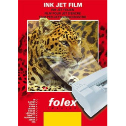 Clear transparent film 50 sheets A4 Folex BG-32 PLUS