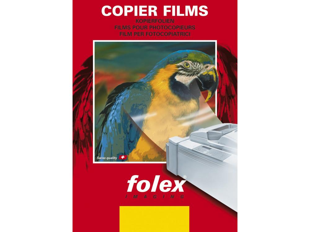 Self-adhesive polyester film A4 Folex ADHESIVE-F KLAR