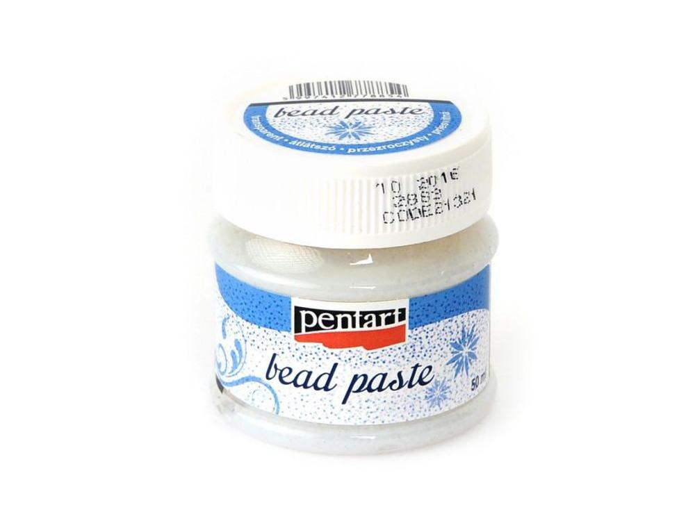 Pasta perłowa Bead Paste - Pentart - 50 ml