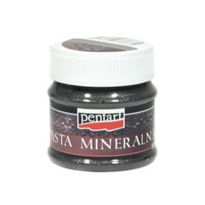 Pasta mineralna żeliwna PENTART 50 ml szara