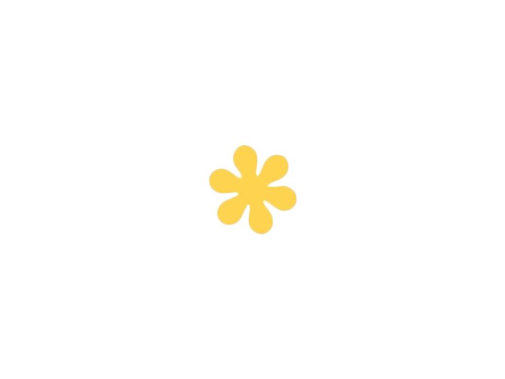 Dziurkacz ozdobny Kwiatek 222 - DpCraft - 2,5 cm