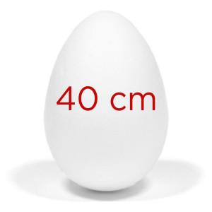 Jajka styropianowe 40 cm