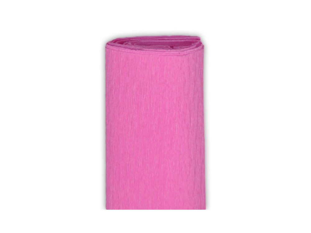 Crepe Paper 50 x 200 cm Fir Pink