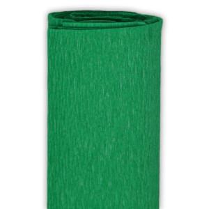 Bibuła marszczona 50 x 250 cm zielona