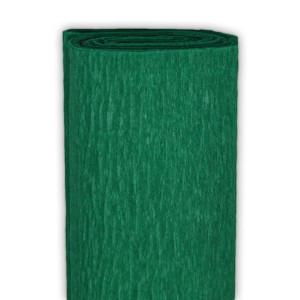 Bibuła marszczona 50 x 250 cm zielona jodł.