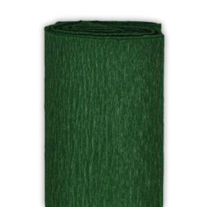 Bibuła marszczona 50 x 250 cm zielona ciemna