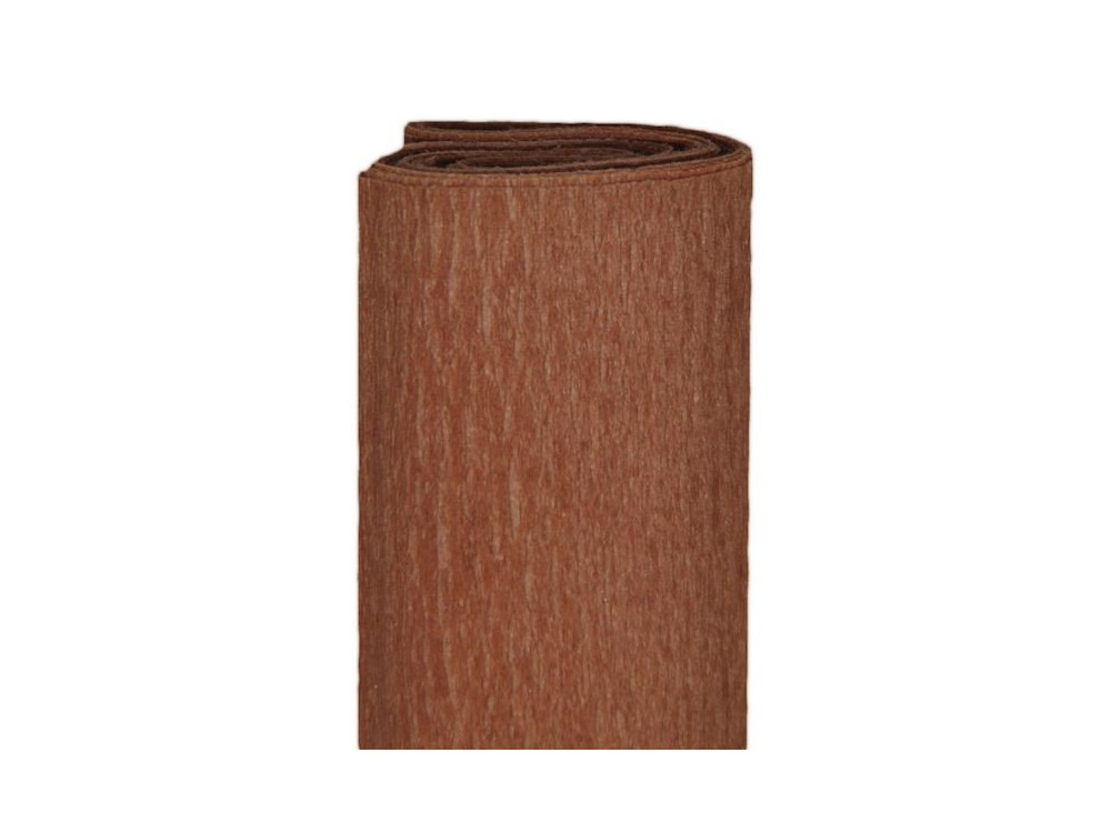 Crepe Paper 50 x 200 cm Light Brown