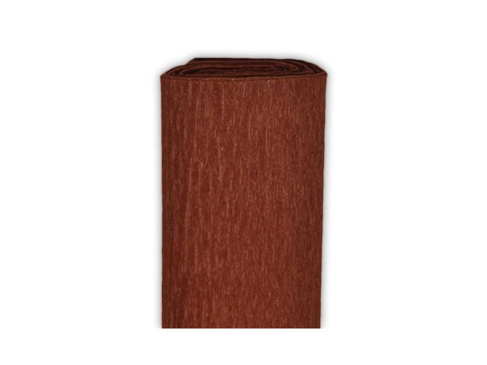 Crepe Paper 50 x 200 cm Brown