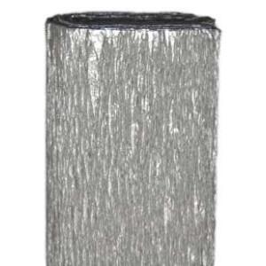 Bibuła marszczona 50 x 250 cm srebrna