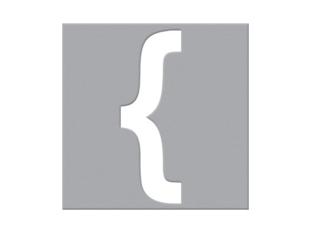 We R - Crop-A-Dile III - Die Cutting Plates - Bracket