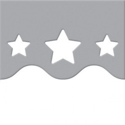 We R - Crop-A-Dile III - Die Cutting Plates - Star Border