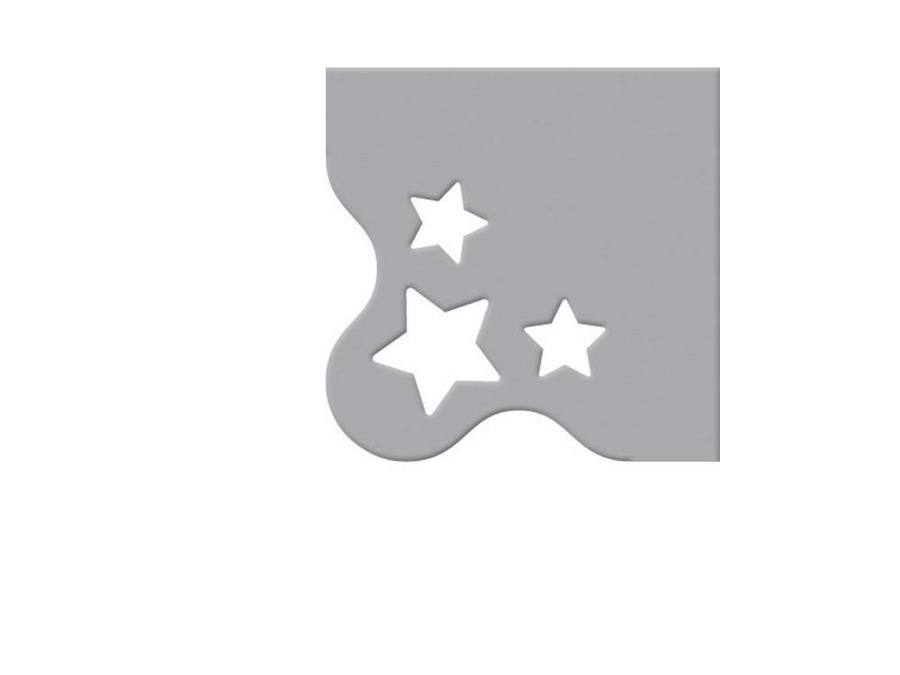We R - Crop-A-Dile III - Die Cutting Plates - Star Corner