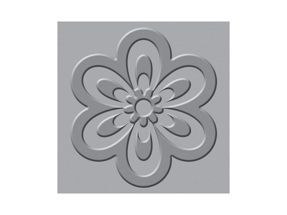 Płytka wytłaczająca Crop-A-Dile III - We R - Flower