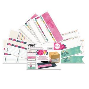 Naklejki na koperty - Envelope Wraps - Classic