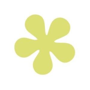 Dziurkacz ozdobny 5 cm 286 - Kwiat 3