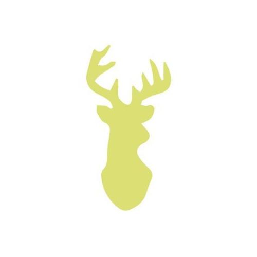 Dziurkacz ozdobny 7,5 cm 382 - Jeleń