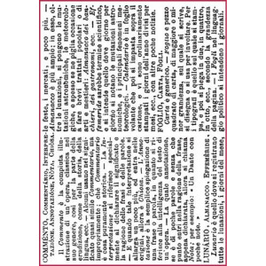 Papier ryżowy A4 Stamperia DFSA4123