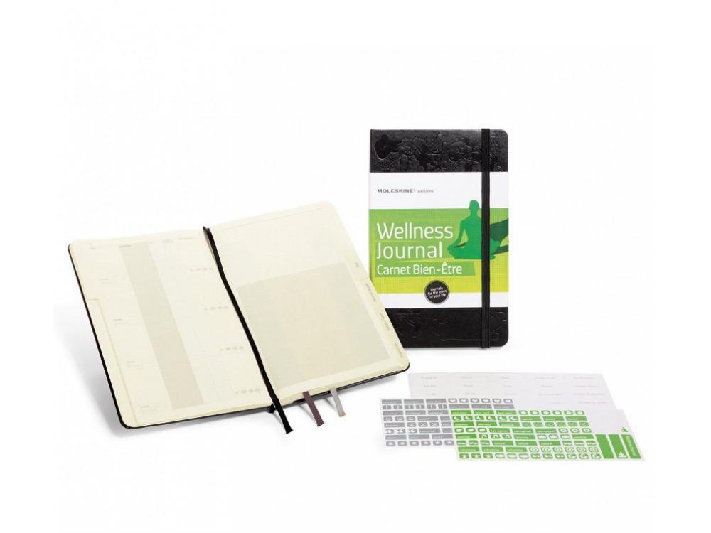 Notatnik A5 - Moleskine - Passion Journal Wellness