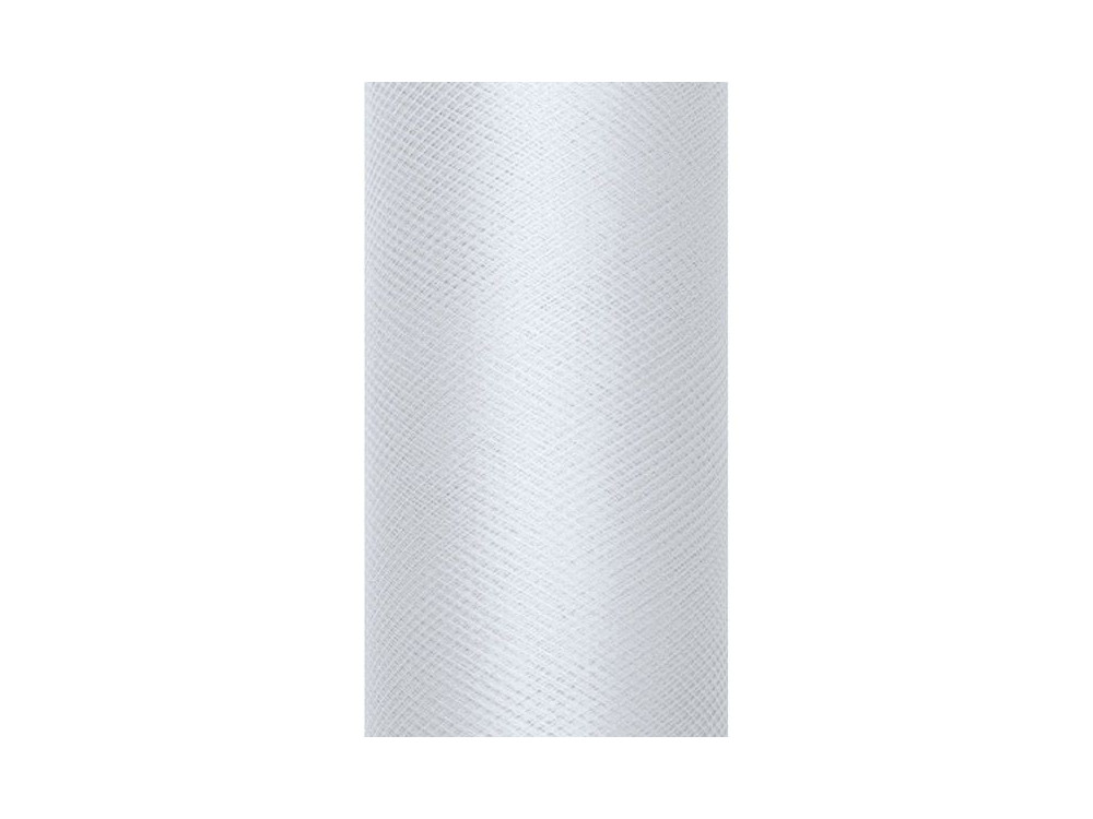 Decorative Tulle 30 cm x 9 m 091J Light Grey