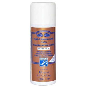 Werniks błyszczący spray 400 ml L&B