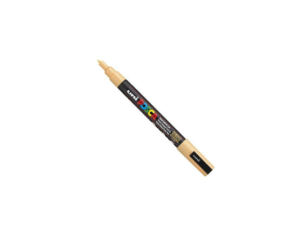 Uni Posca Paint Marker Pen PC-3M - Light Orange