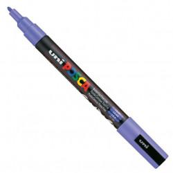 Uni Posca Paint Marker Pen PC-3M - Lilac
