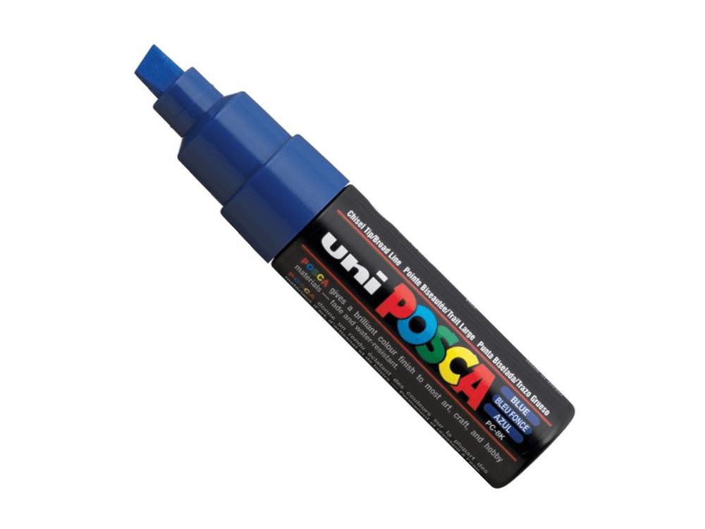 Marker Posca PC-8K - Uni - blue