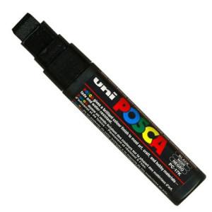 Marker UNI POSCA PC-17K - Black