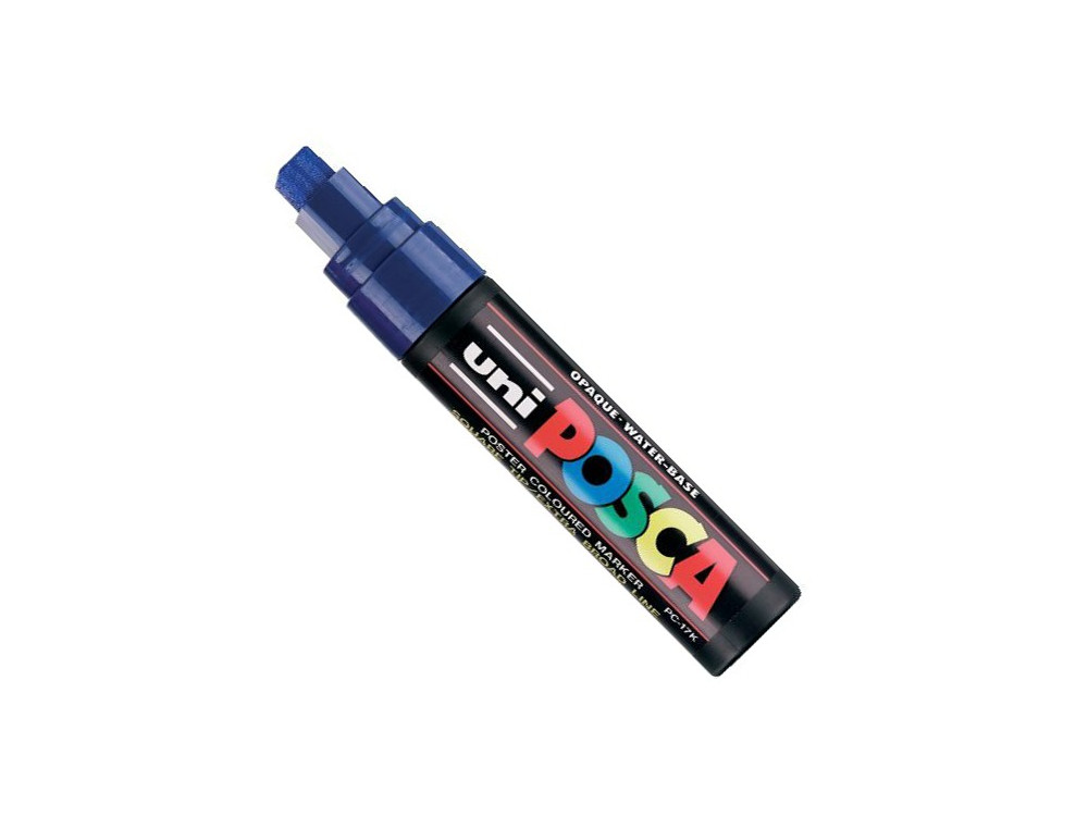 Marker Posca PC-17K - Uni - blue