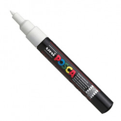 Marker Posca PC-1M - Uni - white