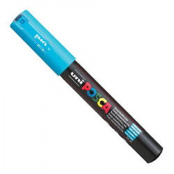 Uni Posca Paint Marker Pen PC-1M - Light Blue