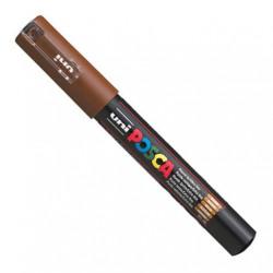 Uni Posca Paint Marker Pen PC-1M - Brown