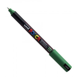 Uni Posca Paint Marker Pen PC-1MR - Green
