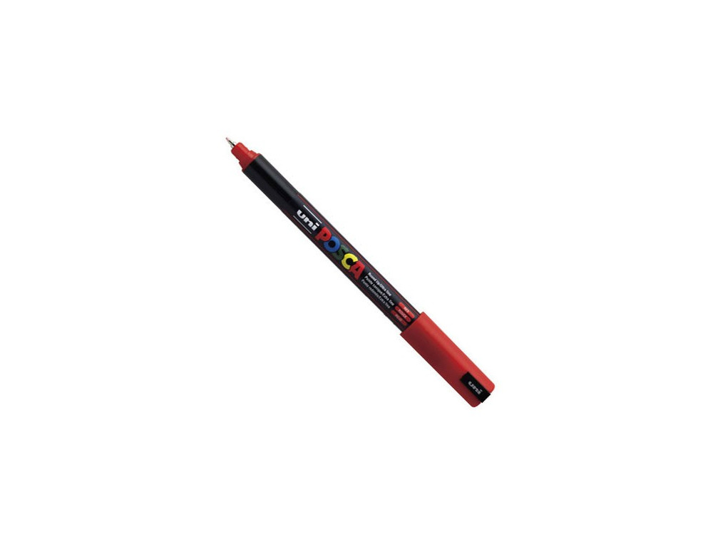 Uni Posca Paint Marker Pen PC-1MR - Red