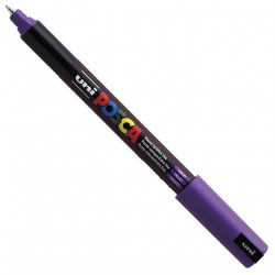 Marker Posca PC-1MR - Uni - violet