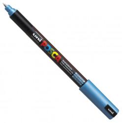Marker Posca PC-1MR - Uni - metallic blue