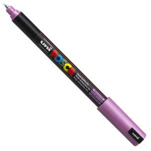 Marker UNI POSCA PC-1MR - Metallic Pink