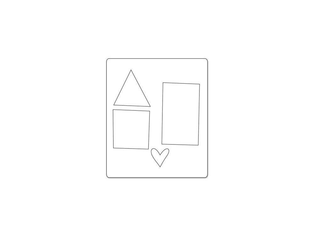 Wykrojnik Originals - Sizzix - Houses