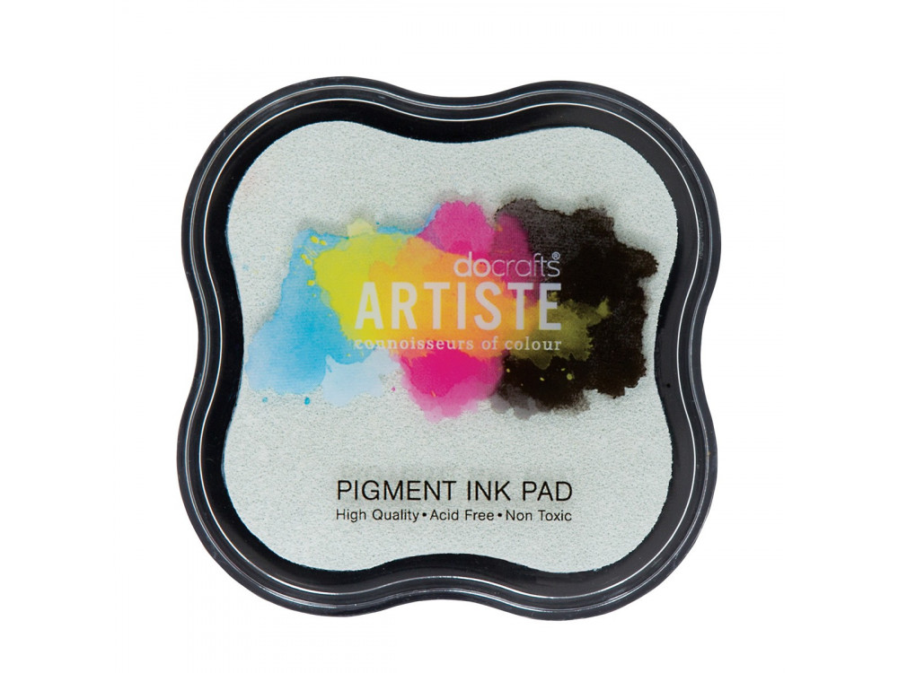 Pigment ink pad - Artiste - Clear emboss