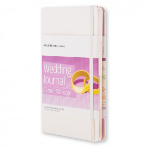 Notatnik Moleskine Passion - Wedding Journal