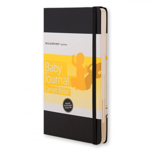 Notatnik Moleskine Passion - Baby Journal