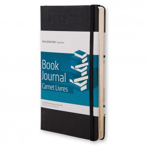 Notatnik Moleskine Passion - Book Journal