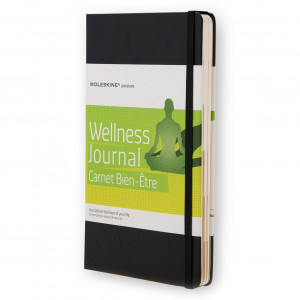 Notatnik Moleskine Passion - Wellness Journal