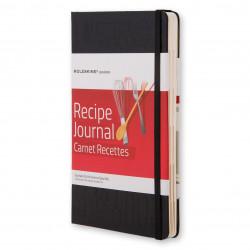 Notatnik Moleskine Passion - Recipe Journal