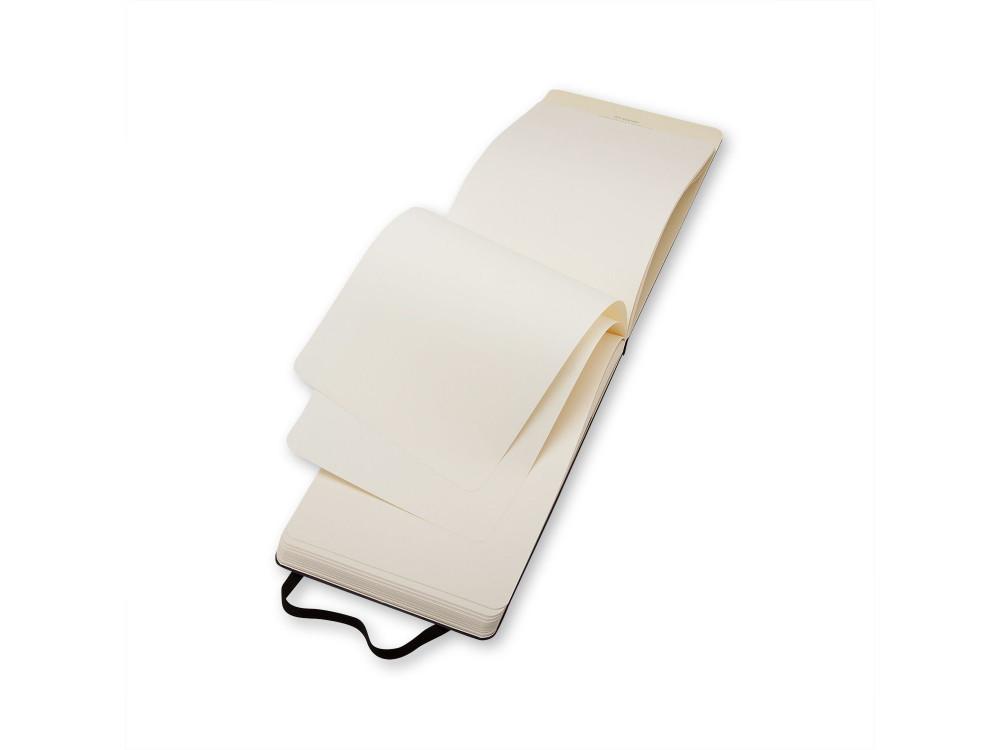 Plain Reporter Notebook - Hard - Large - Moleskine