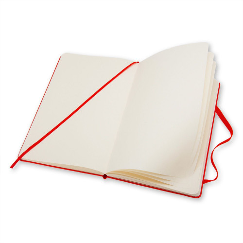 Notatnik Moleskine - Plain Red Pocket
