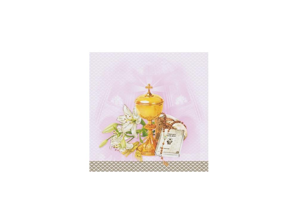 First Holy Communion napkins 20 pcs SLKO001102