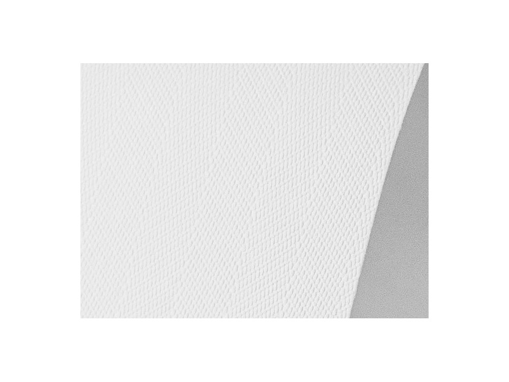 Savile Row Tweed Paper 100g - Extra White, A4, 20 sheets