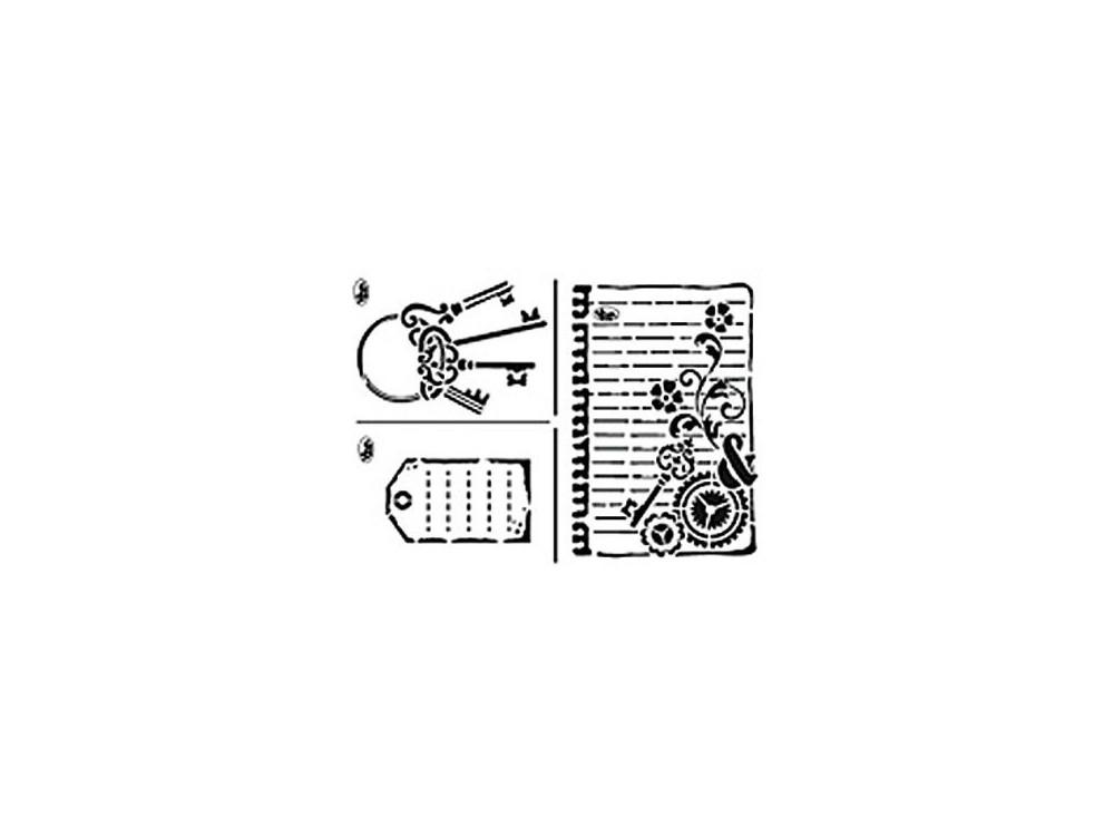 Viva Decor Stencil 25x20 - 701